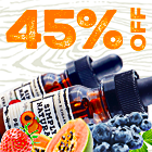 Drops Of Vapor Simply Natural Liquids 45% OFF