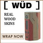 WUD - Real wood skins