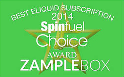 zamplebox award