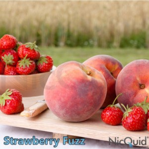 nicquid strawberry fuzz