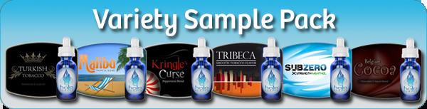 Variety Sample Pack