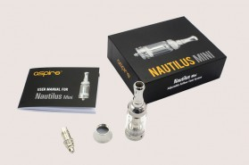 nautilus mini packaging