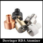 Derringer RDA Coils and Drip Tips