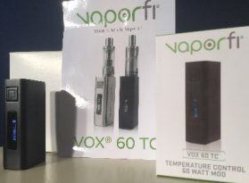 VaporFi Vox 60W TC Review