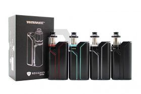 Wismec Reuleaux RX75 Full Kit