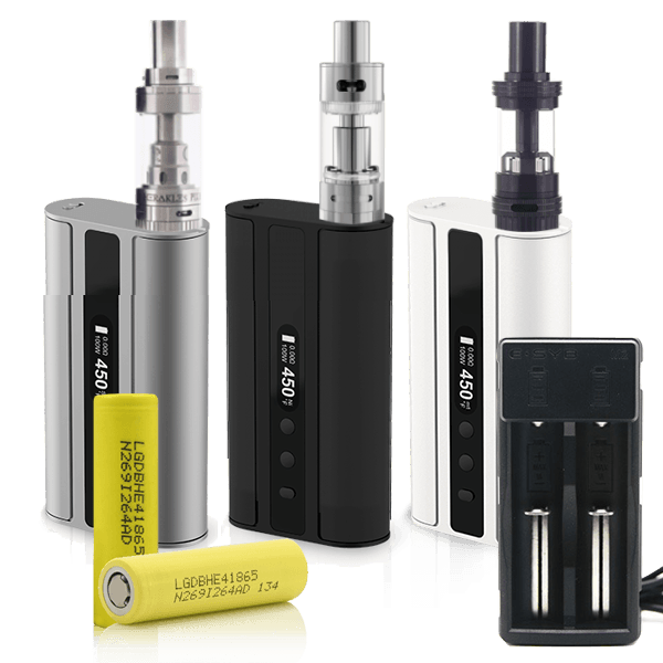 eleaf istick 100w tc kit